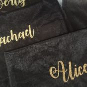 Personalised Printed Bags